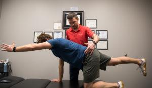 Big Three Core Exercises
