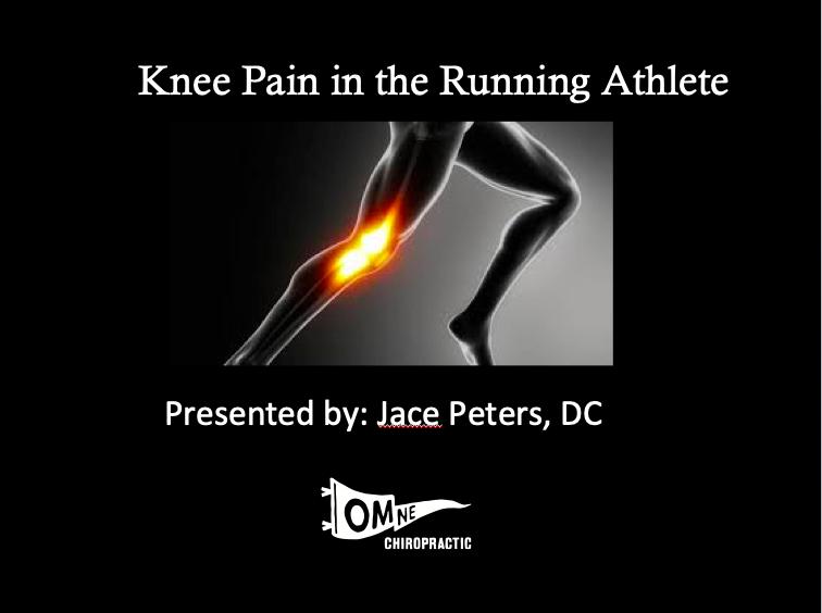 Knee Pain in Running Athletes