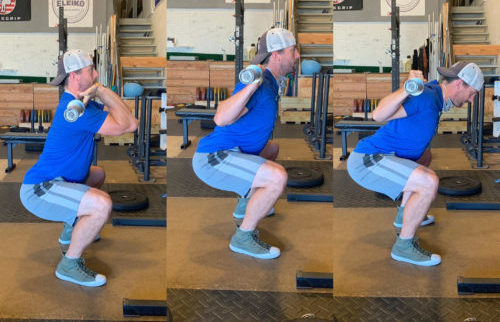 You are currently viewing 5 Ways to Improve Your Squat